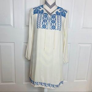 Tea & Cup Tunic Dress
